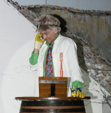 Winnaar 2018: Dirk Kouwenberg